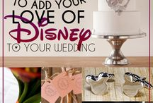 Inspiration: Disney Weddings / by PhotoKisses