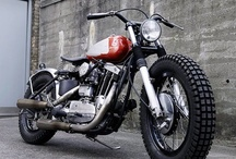 Harley Davidson / by Iron & Air