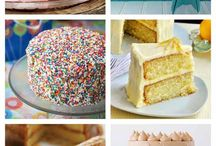 Cake Recipes / Recipes for cakes, fillings and everything cake related