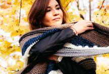 Bufandas/cuellos crochet