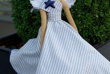 Tildas verden - Tilda dolls / Tildadokker med mer