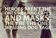 Military and Real Life Heroes