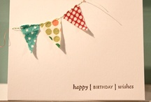 cards - inspiration / by Lori West