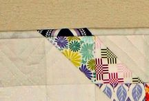 Quilt Binding Tutorials / Who knew there were so many ways to bind a quilt? / by A Quilter's Table