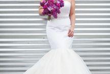Purple Weddings / Purple themed wedding inspiration