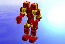 Lego Real steel