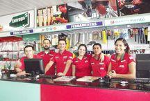 loja / Imagens da loja Serra Forte, em Águas Lindas de Goiás.
