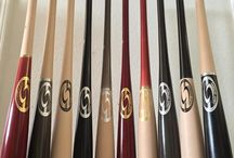 Grown in America Hand Made in the USA American Beech Wood Bats / The natural wood sap fills in the microscopic fiber matrix when dried causing a denser wood. The beech bat surface will compressed with every hit and then rebound when the bat ball contact is made . Beech bats will have more flex allowing a stronger whipping action when hitting a baseball. A denser wood will vibrate less thus providing more ball bat explosion on contact. American Beech bats made in America are always delivered freshly made. If you like this you can purchase at woodbats4sale.com