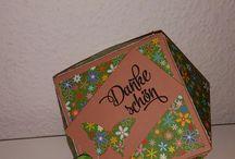 Ratzis Bastelküche - Schachteln und Boxen
