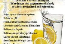 Health & Nutritional Tips / by Denise Marie