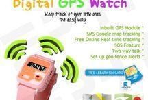 kid watch tracker gps