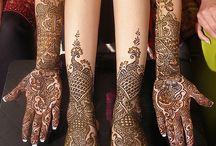 Henna Designs For Indian Brides
