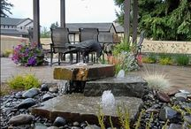 Water Feature / Water Feature / by Liquid Art Fountains