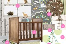 Baby Girl's Room / by Sara Raby