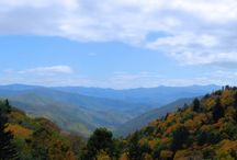 Places To Visit / Areas to visit in Great Smoky Mountains, Pigeon Forge, Gatlinburg, and Sevierville, TN.