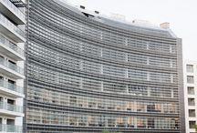 Nueva sede EI / La nueva sede de EI ha sido equipada por Espacio Aretha con el proyecto de la Decoradora Guida Guimaraes.