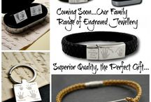 Engraved Family Jewellery