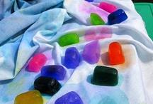 Tie Dye / Ways to tie dye / by Jenny Cox