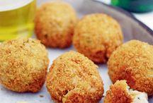 Snoepgoed en partytjiekos / Vingerhappies en smulgoed