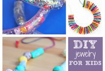 Jewelry made by kids