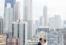 Wedding: Urban Chic