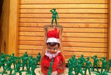 Elf on a shelf / by Adrienne Erwin