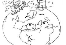 día de la tierra. Mundial. / Día mundial de la tierra. Imágenes relacionadas.