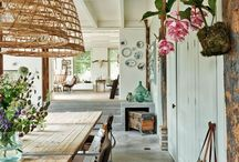 Country rustic / Bright and breezy rustic country looks