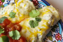 Recipes ~ Try This Summer / Recipes that I think might be good for our hot summers here in Arizona. Hope to try them soon!