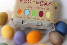 Inspiration 4 Easter / Ideas, Recipes, Crafts and Tips Not all will be eco friendly but I hope to change that with as many as I can! / by Charlie