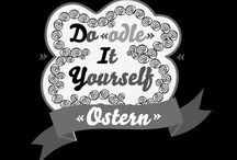 DIY / DIY - Do it yourself - Projekte, Basteleien, kreative Kunst ...