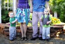 Family Picture ideas / by Shasta Thomson
