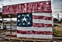 Holiday: Americana, Patriotic, 4th of July, USA,  RWB