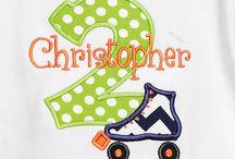 Roller Skate Birthday