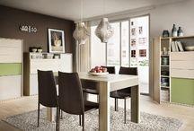 SALON/ Living room  / Wnętrza, urządzanie wnętrz, meble, pokój dzienny