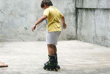 Inline Skating! / by Cyna