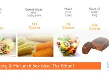 Lucky Lunchbox Ideas / Get to know about exciting meal ideas for your little one!