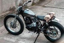 small bike custom