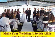 Wedding Reception Yacht Cabo San Lucas