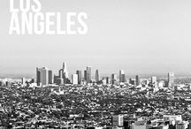 Los Angeles / Dodgers. Lakers. Beaches. I love LA.