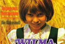Wilma Landkroon / The voice of gold