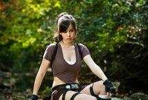 Cosplay Tomb Raider