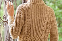 knitting patterns / by Cathy Ruffing