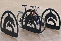 Parcheggio Biciclette.