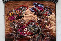 Hermina Csata art tapestry