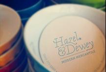 Ideas for Hazel and Dewey