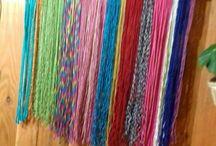 manualidades lanas