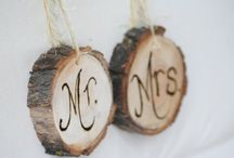 Country Chic Wedding Ideas...for the bother and sister / by Brittney McGee