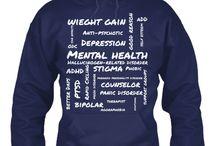 mental health hoodies
