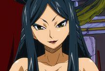 Anime - Fairy Tail Minerva Orlando